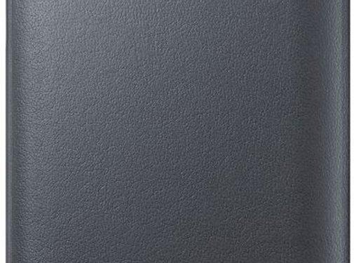 Samsung Samsung Galaxy S7 Edge EF-NG935PB LED View Cover - Zwart