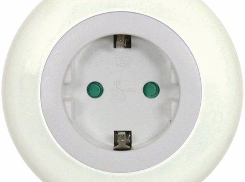 Ranex Ranex LED Nachtlamp 0.5 W met Dag/Nacht Sensor