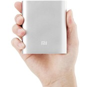 Xiaomi Xiaomi LED Powerbank 10400 mAh - Silver