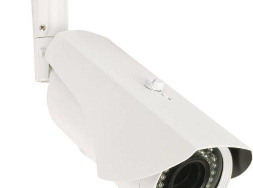 Konig Konig Bullet LED Beveiligingscamera 1000 TVL - Wit