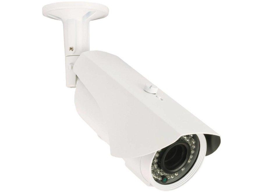 Konig Bullet LED Beveiligingscamera 1000 TVL - Wit