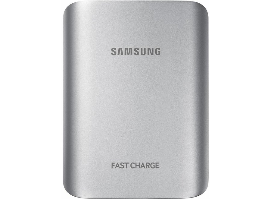 Samsung EB-PG935BS LED Powerbank Fast Charger 10200 mAh - Zilver