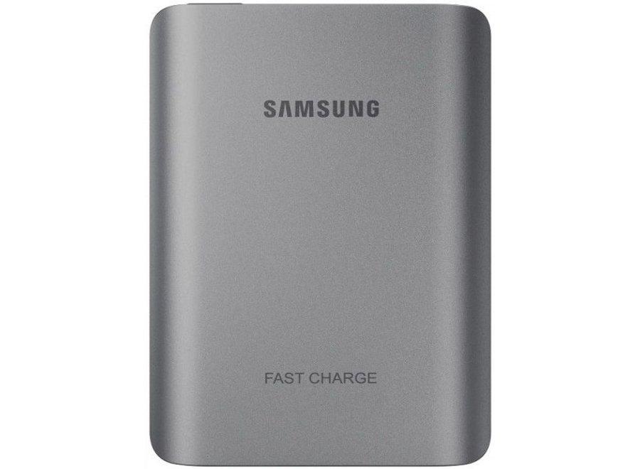 Samsung EB-PN930CS LED Powerbank Fast Charger 10200 mAh - Donkergrijs