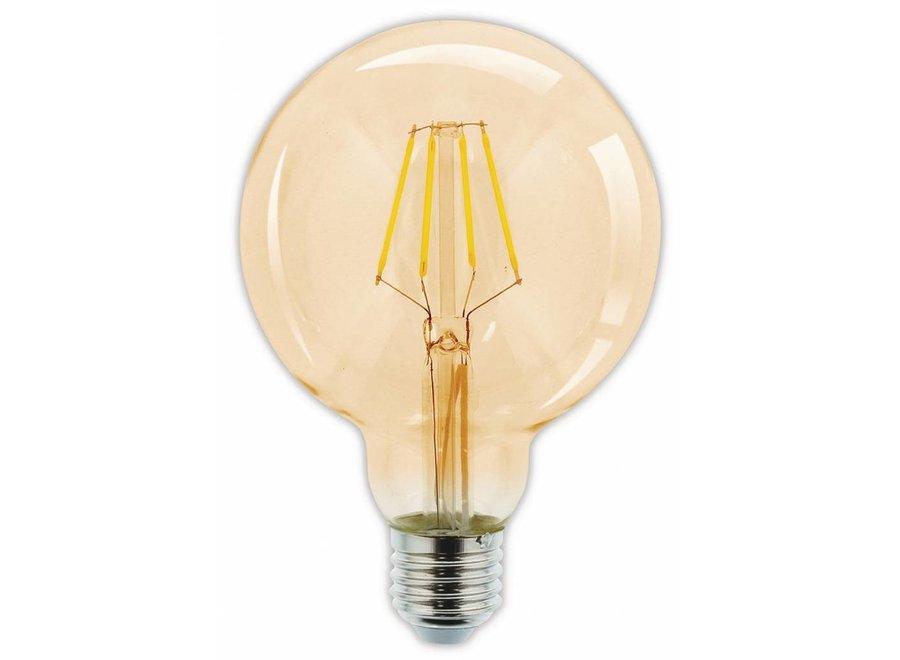 HQ E27 Retro Filament LED Lamp Dimbaar G95 4 W (30 W) - 2500 K