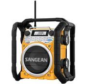 Sangean Sangean U4 LED Bouwradio - Geel