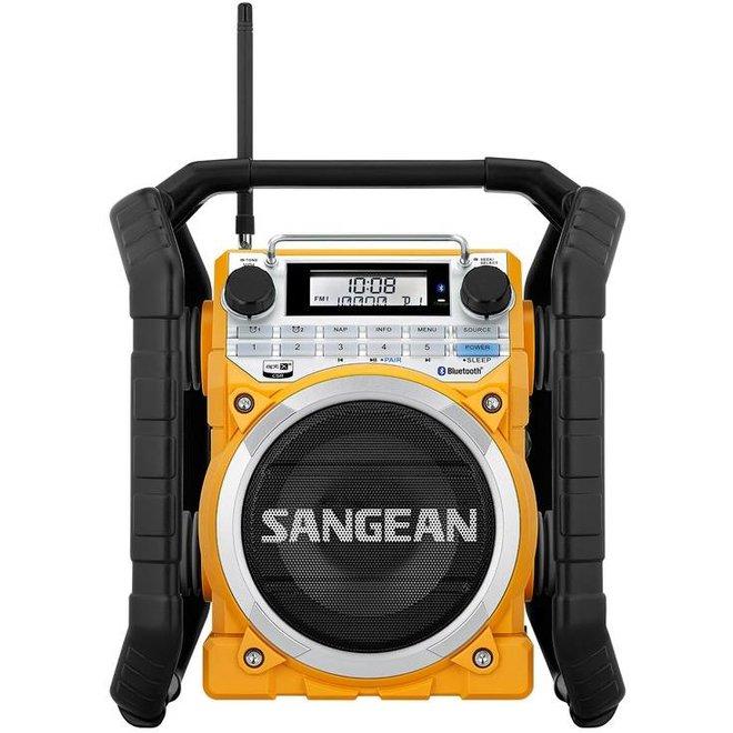 Sangean U4 LED Bouwradio - Geel