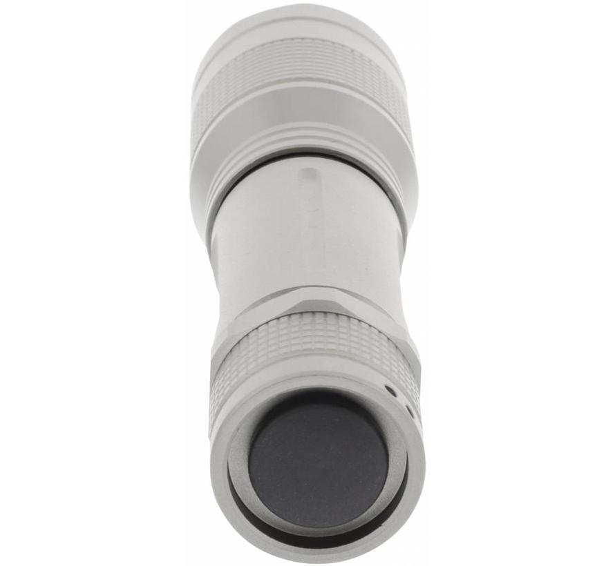 Konig LED Premium Zaklamp - Grijs