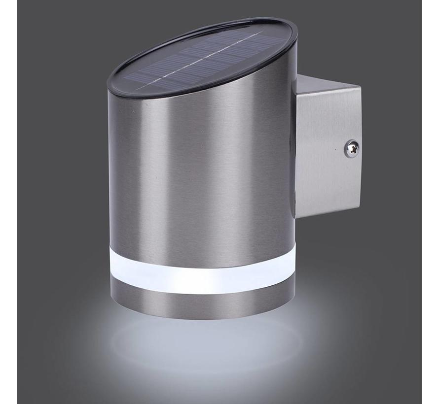 Smartwares GWS-002-DS LED Solar Wandlamp - Bewegingsmelder