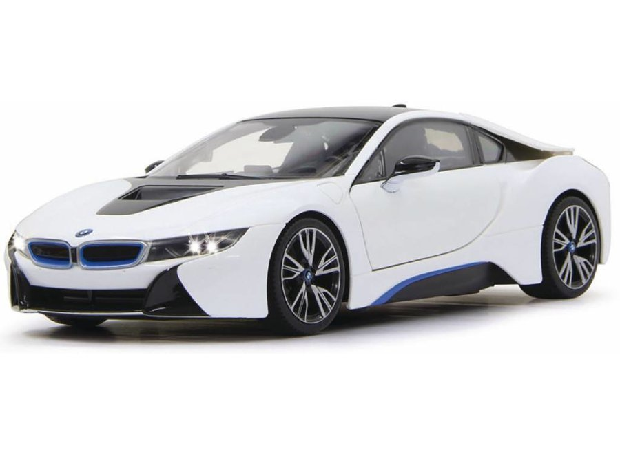 Jamara LED BMW I8 RC 1:14 - Wit