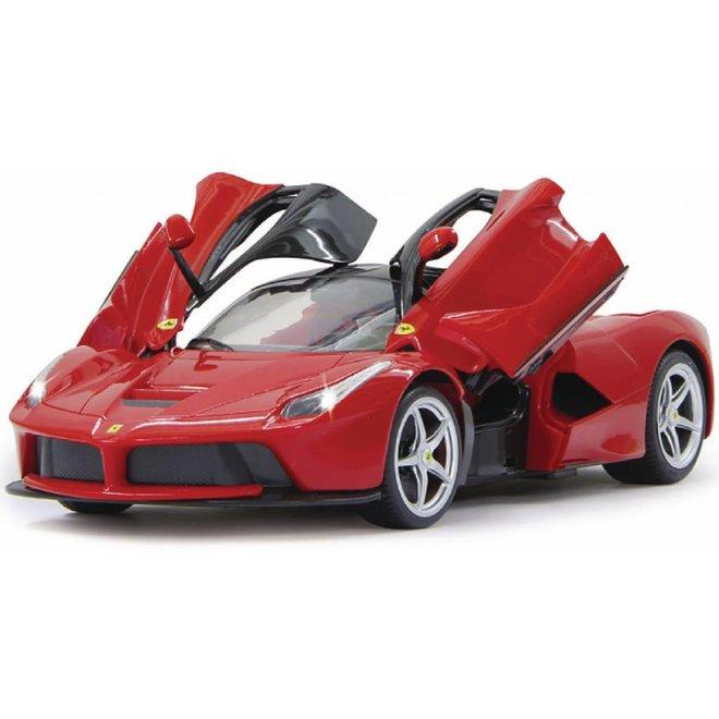 Jamara LED Ferrari LaFerrari RC 1:14 - Rood