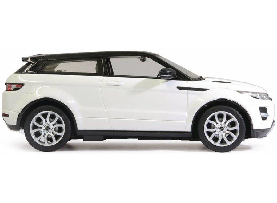 Jamara LED Range Rover Evoque RC 1:14 - Wit