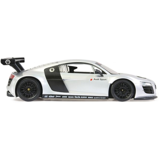 Jamara LED Audi R8 LMS RC 1:14 - Zilver