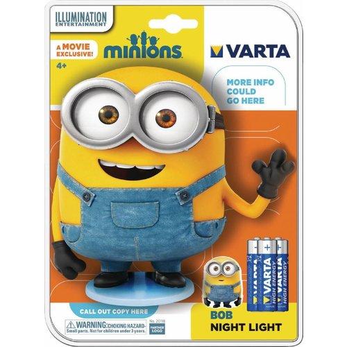Varta Varta Minions LED Nachtlamp