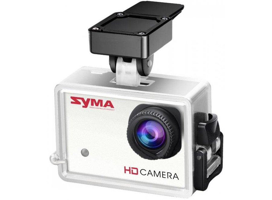 Syma X8G Headless Drone LED met 1080p HD Camera