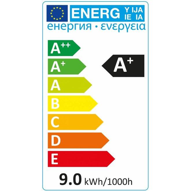 HQ E27 A60 LED Lamp 3-pack 9W (60W) - 2700 K