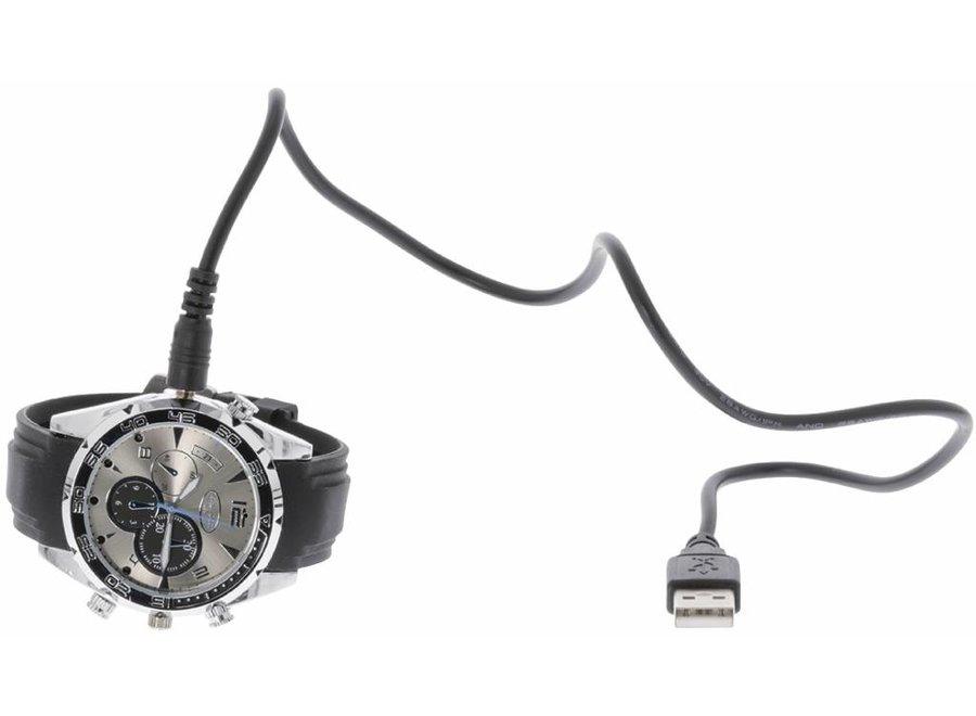 Konig Horloge met Verborgen Camera