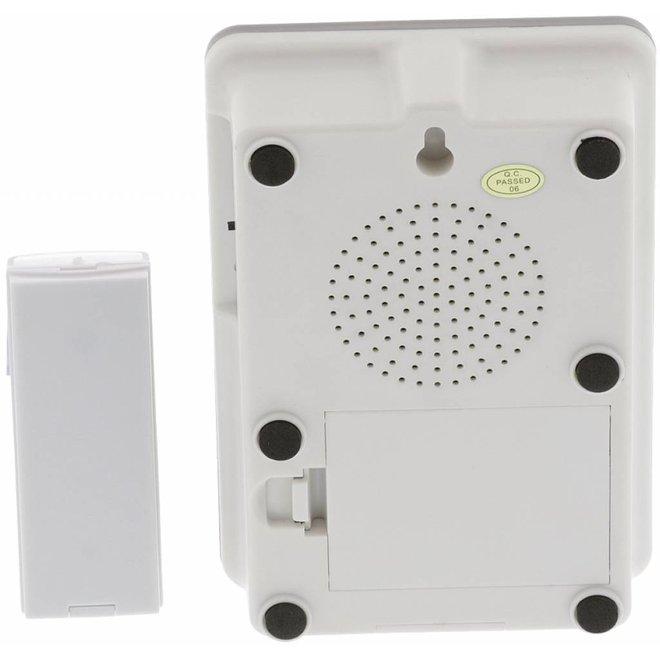 Konig SAS-WDB212 Draadloze Deurbel 80 dB met Geluidsopname