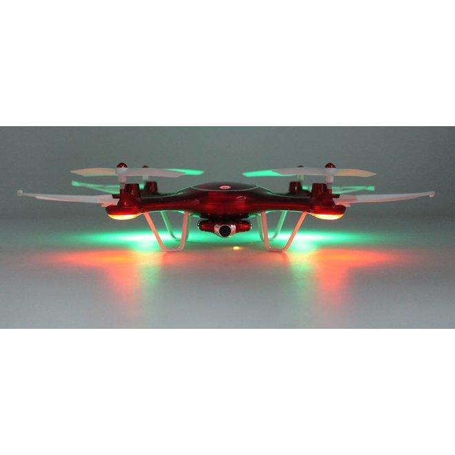 Syma X5UW FPV Drone LED met 720p HD Camera