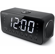 Muse Muse M-192 CR Wekkerradio met Groot Display - Zwart