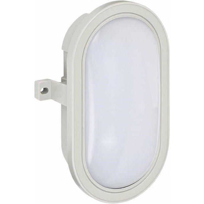 Brennenstuhl LED Wandlamp Ovaal - Grijs