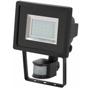 Brennenstuhl Brennenstuhl L DN 2405 SMD 6500 K LED Lamp met Bewegingssensor 12 W - Zwart