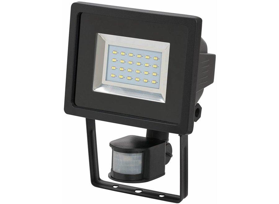 Brennenstuhl L DN 2405 SMD 6500 K LED Lamp met Bewegingssensor 12 W - Zwart