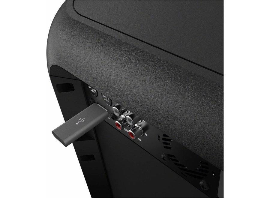 Sony GTK-XB7B LED Audiosysteem met Bluetooth - Zwart