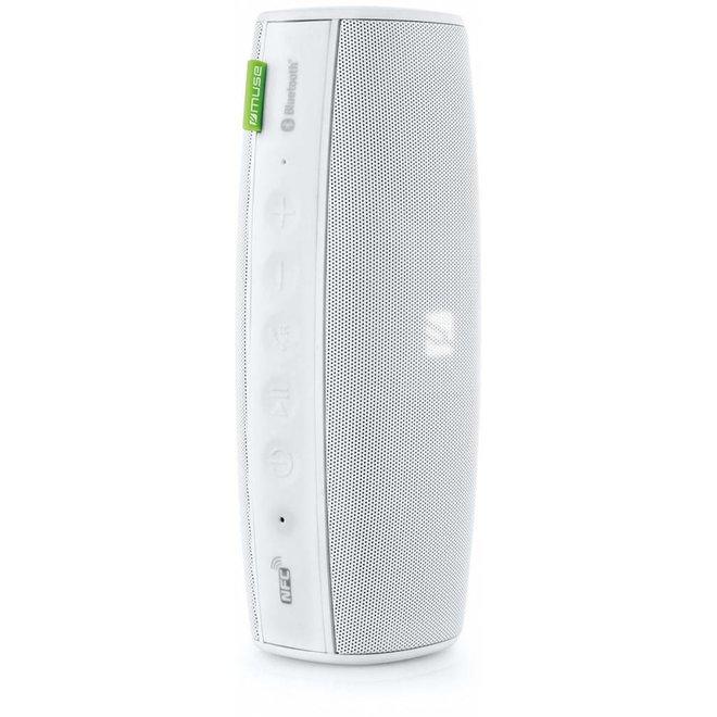 Muse M-710 BTW LED Bluetooth Speaker Spatwaterdicht - Wit
