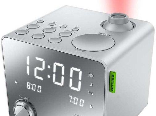 Muse Muse M-189 PMR Wekkerradio met LED Projectie