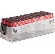 HQ HQ Alkaline 48 x AAA Batterij 1.5V - Voordeelbox