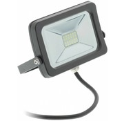 Konig Konig LED Floodlight 5500 - 6500K 10 W - Zwart