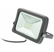 Konig Konig LED Floodlight 5500 - 6500K 20 W - Zwart
