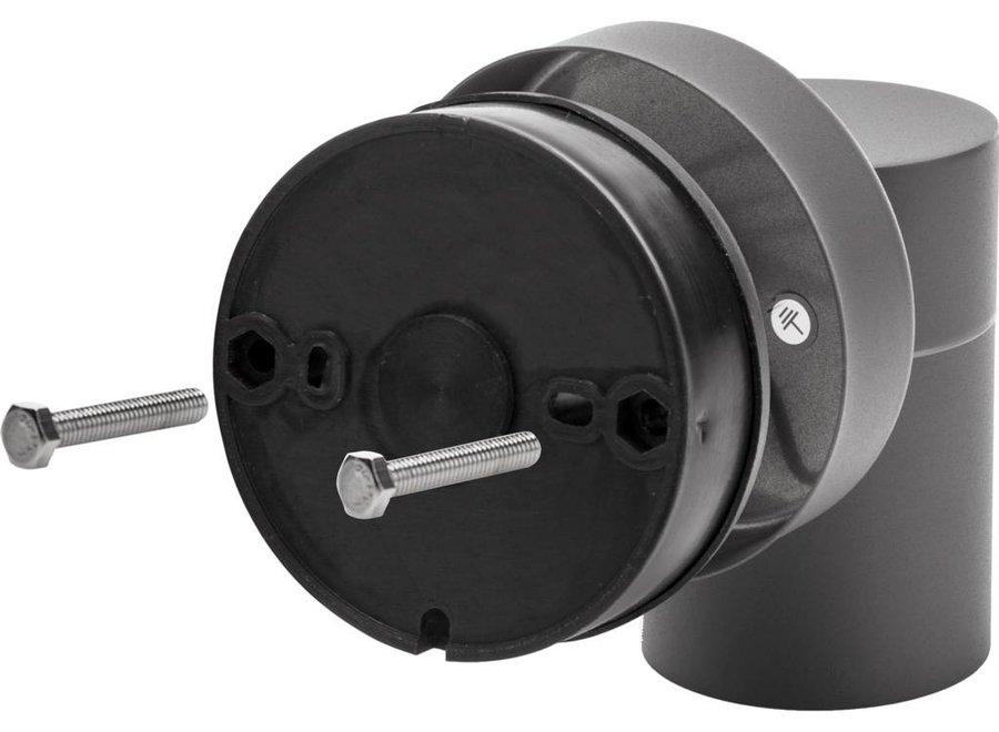 Smartwares GWL-175-HG LED Wandlamp - Antraciet