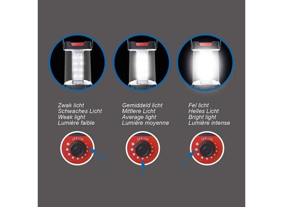 ProPlus LED Campinglamp Dimbaar