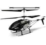 Syma Syma S36 LED Helicopter - Zwart
