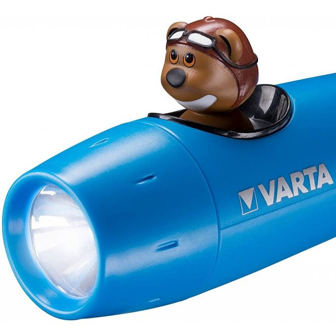 Varta Paul The Bear LED Zaklamp