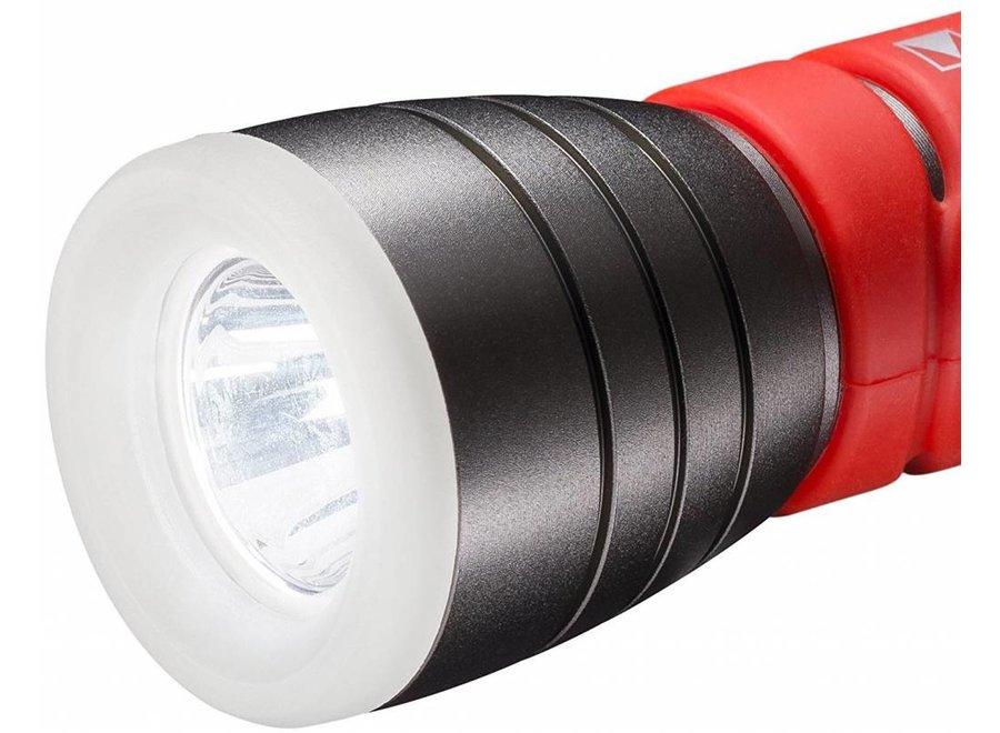 Varta LED Outdoor Sports Zaklamp 3 AAA - Rood
