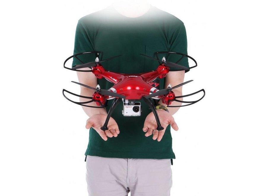 Syma X8HG LED Drone met 1080p HD Camera