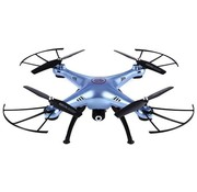 Syma Syma X5HW LED Drone FPV Real-Time - Blauw