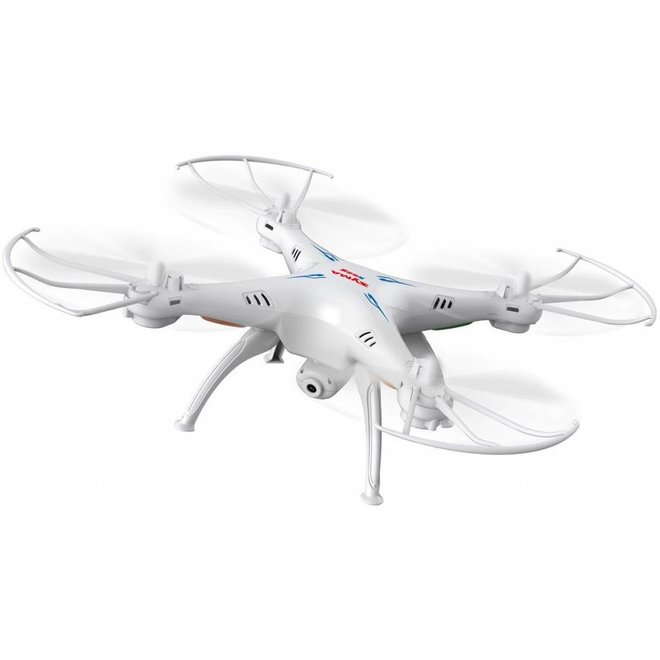 Syma X5SW LED Drone FPV Real-Time - Wit
