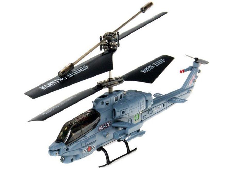 Syma S108G Marines LED Helicopter