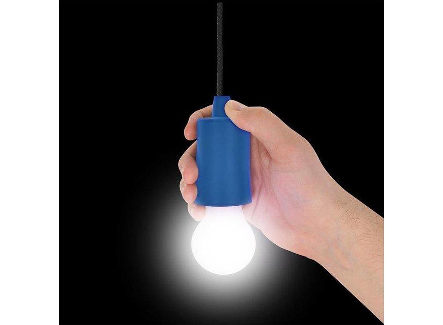 ProPlus Retro LED Treklamp - Blauw