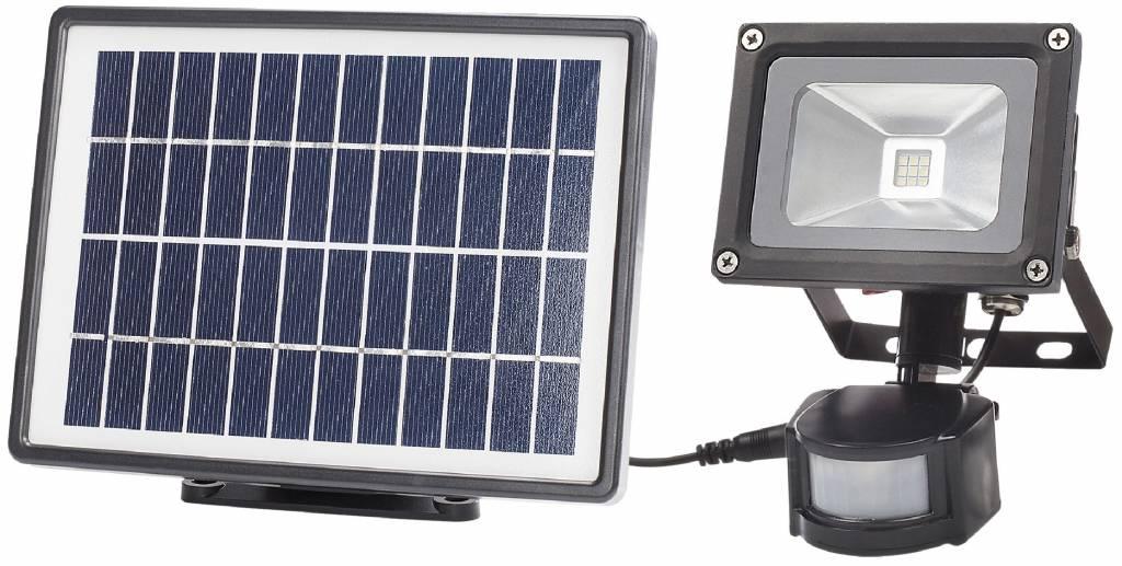 Beroemd Smartwares SFL-180-MS Solar LED Schijnwerper met Sensor kopen LG14