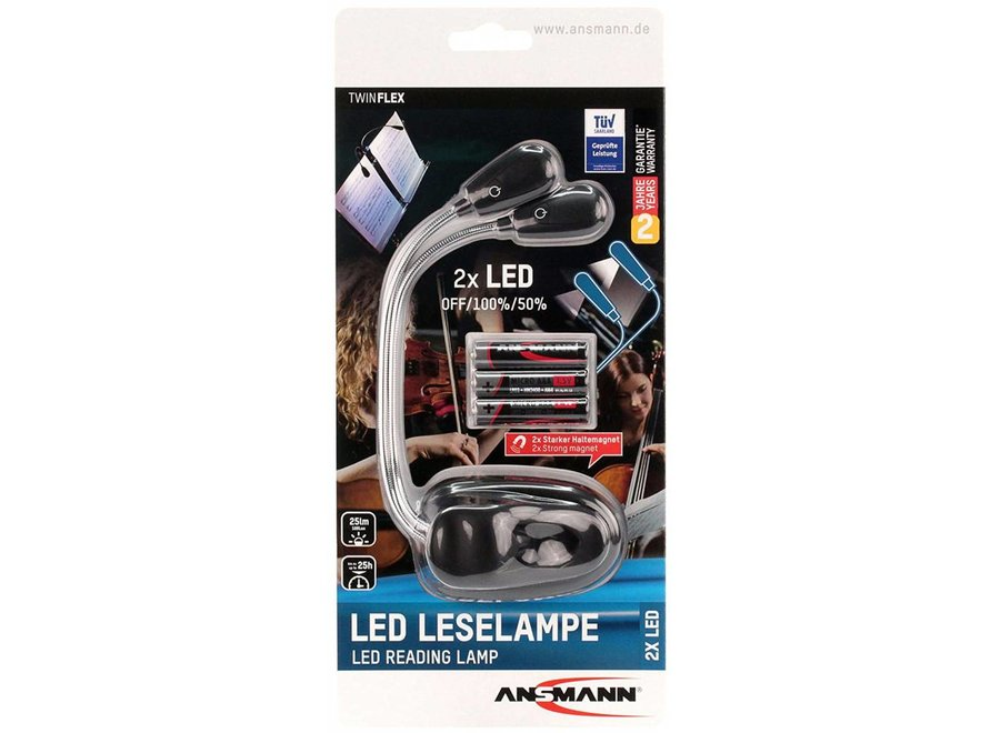 Ansmann Twinflex LED Lamp