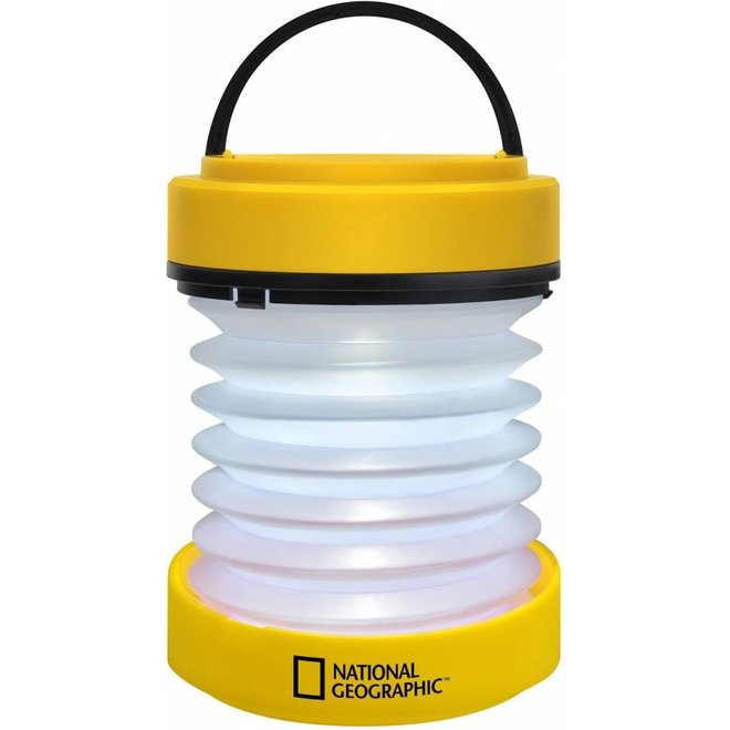 National Geographic LED Lantaarn met Dynamo
