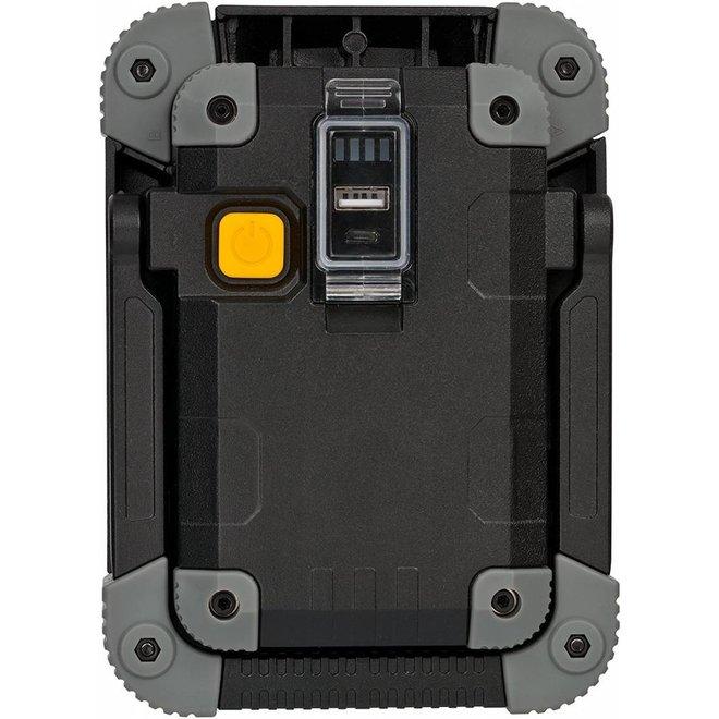 Brennenstuhl 1173080 LED Krachtstraler met Accu