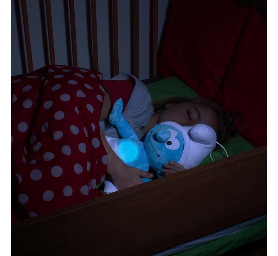 Ansmann Smurf Knuffel LED Nachtlicht