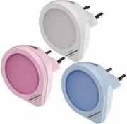Brennenstuhl Brennenstuhl LED Nachtlamp met Schemeringssensor - 3-pack