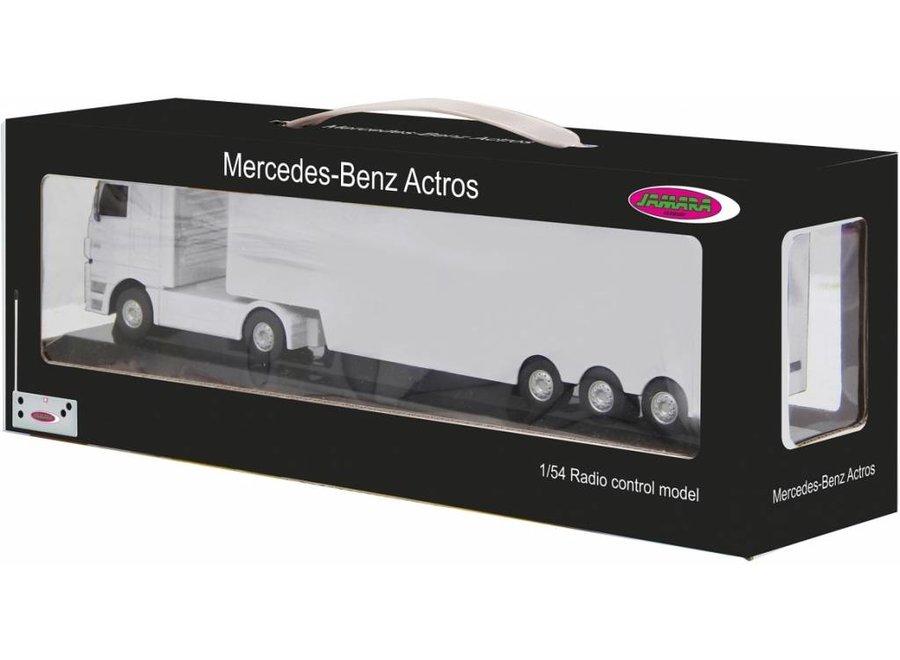 Jamara LED Mercedes-Benz Actros 1:54 - Wit