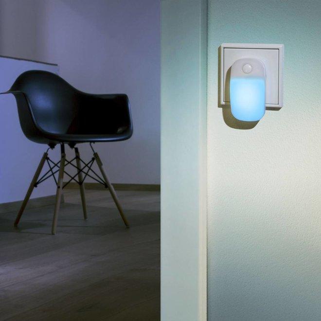 Ansmann LED Nachtlamp Guide Ambiente - Blauw